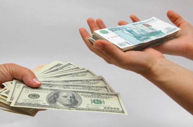 Как сделать валютную карточку в россии