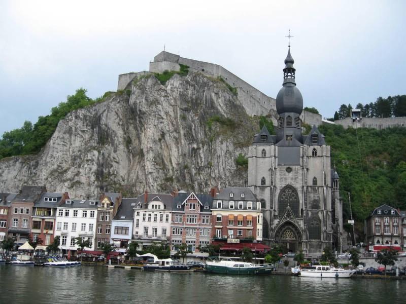 Самые необычные и красивые города Европы